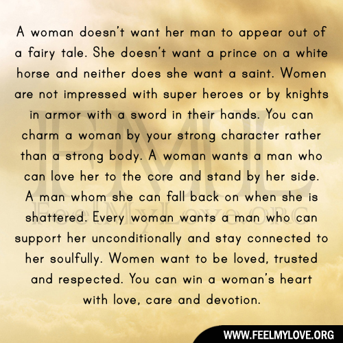 Woman Loves Her Man a Woman Doesn't Want Her Man