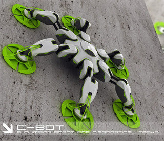 9 Konsep Robot Canggih Masa Depan
