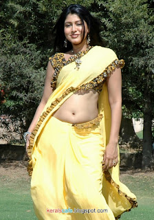 Sheryl Pinto Hot Navel Show Stills
