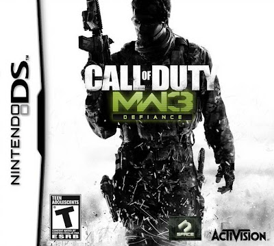 Call of Duty: Modern Warfare 3: Defiance DS