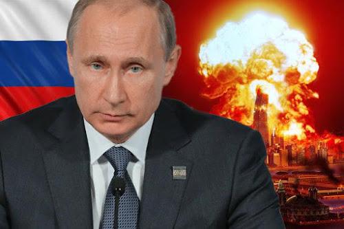 Putin emite um aviso para os Estados Unidos