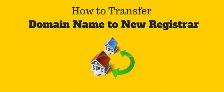 How to Transfer a Domain Name to New Registrar