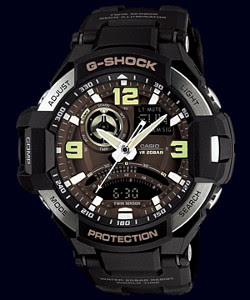 G-Shock Digital Compass GA-1000-1B