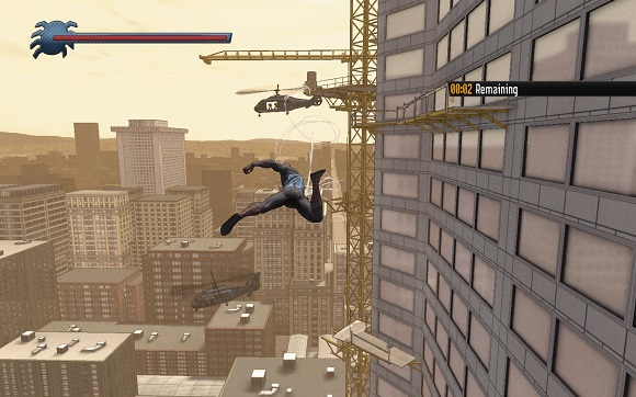 download spiderman shattered dimensions highly compressed