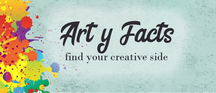 Art y Facts. Find your creative side.