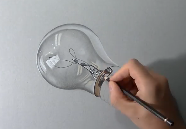 Photorealistic Drawings by Marcello Barenghi