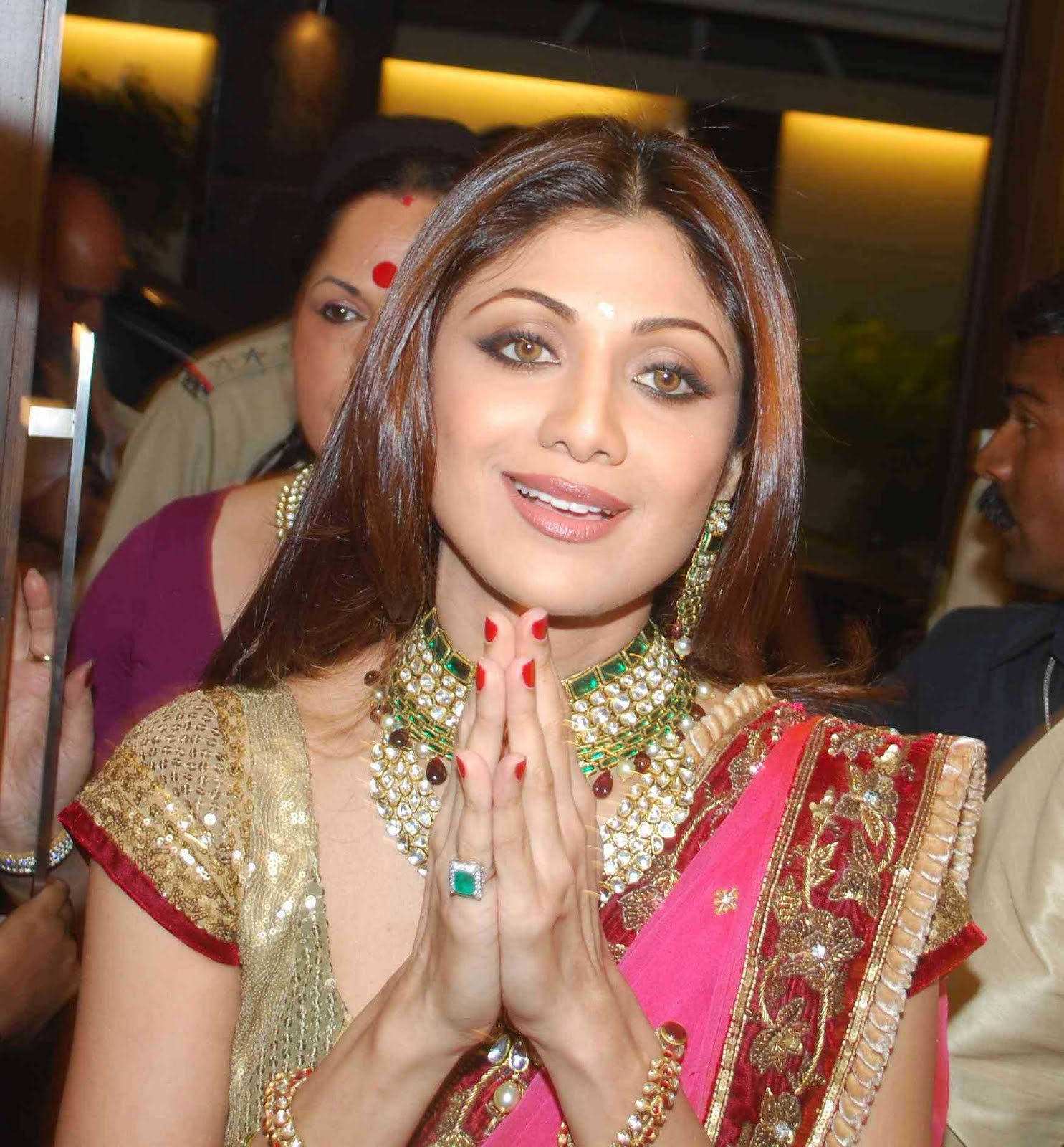 shilpa shetty wedding pics