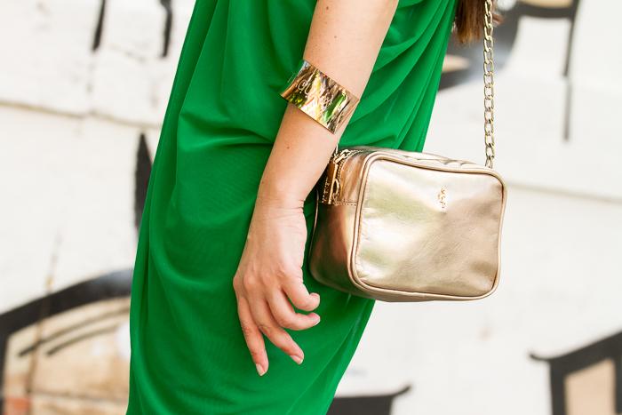 Accesorios dorados color oro rosa tendencia temporada blogger moda española