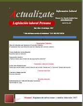 Revista laboral Actualizate