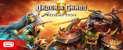Order & Chaos 2: Redemption Apk v1.0.2a Full OBB