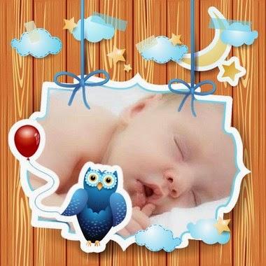 montaje para bebé