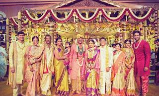 Manchu Manoj , Pranitha reddy Wedding Photos