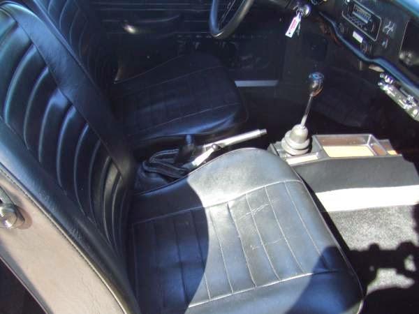 1972 Vw Karmann Ghia Convertible Buy Classic Volks
