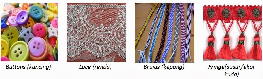 ... bahan dan alat serta langkah kerja pembuatan produk kerajinan tekstil