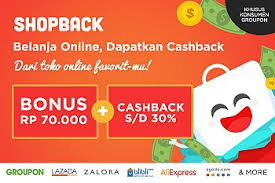 Belanja + Dapat Cashback