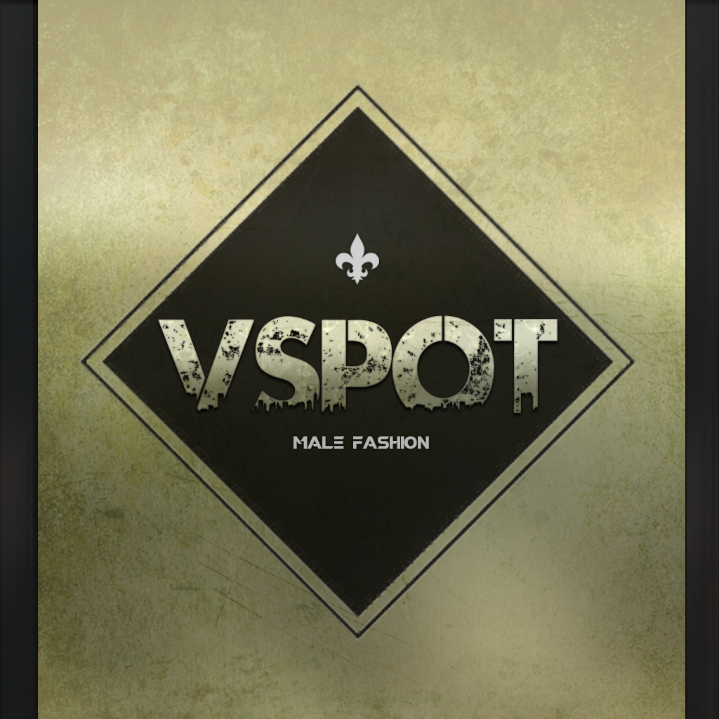 V-SPOT men's fashion