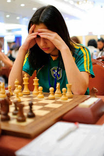 Finale aux échecs entre collèges - Photo © Chess & Strategy