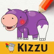 App para niños SketchPad Safari