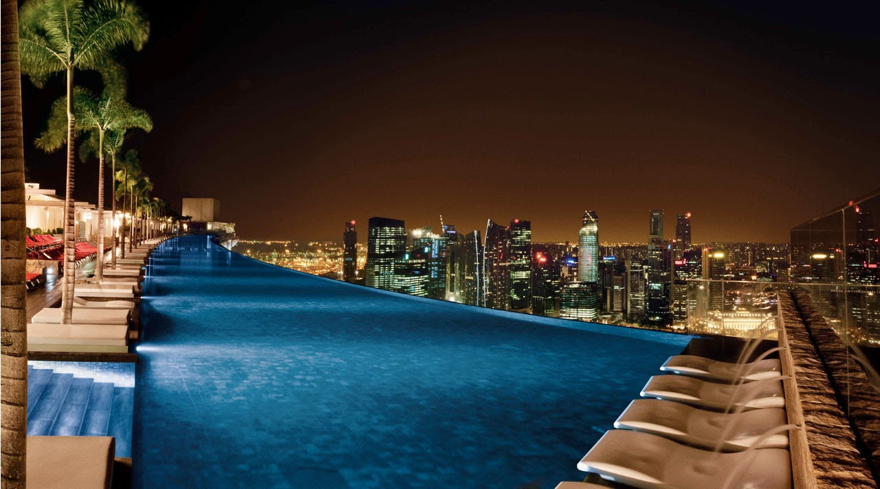 Top 5 Rooftop Pools In The World Tobias Kappel