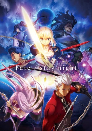 Fate/Stay Night: Unlimited Blade Works Episode 01-12 [END] Subtitle Indonesia