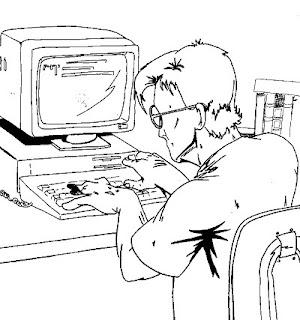 Programmer, coder, seoer, người ngồi máy tính lâu ngày
