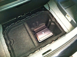 BMW Aftermarket Alpine Amp Subwoofer Installation Jeremy Travis Vasquez