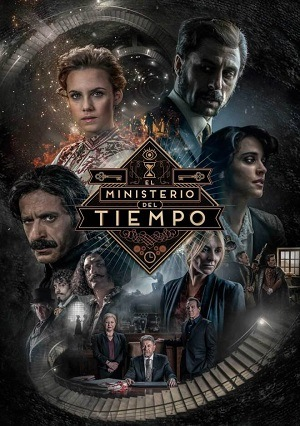 O Ministério do Tempo Séries Torrent Download capa