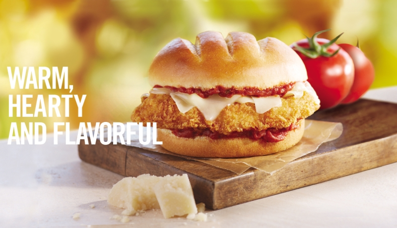 News Burger King New Fall Menu With New Chicken Sandwiches And Wraps