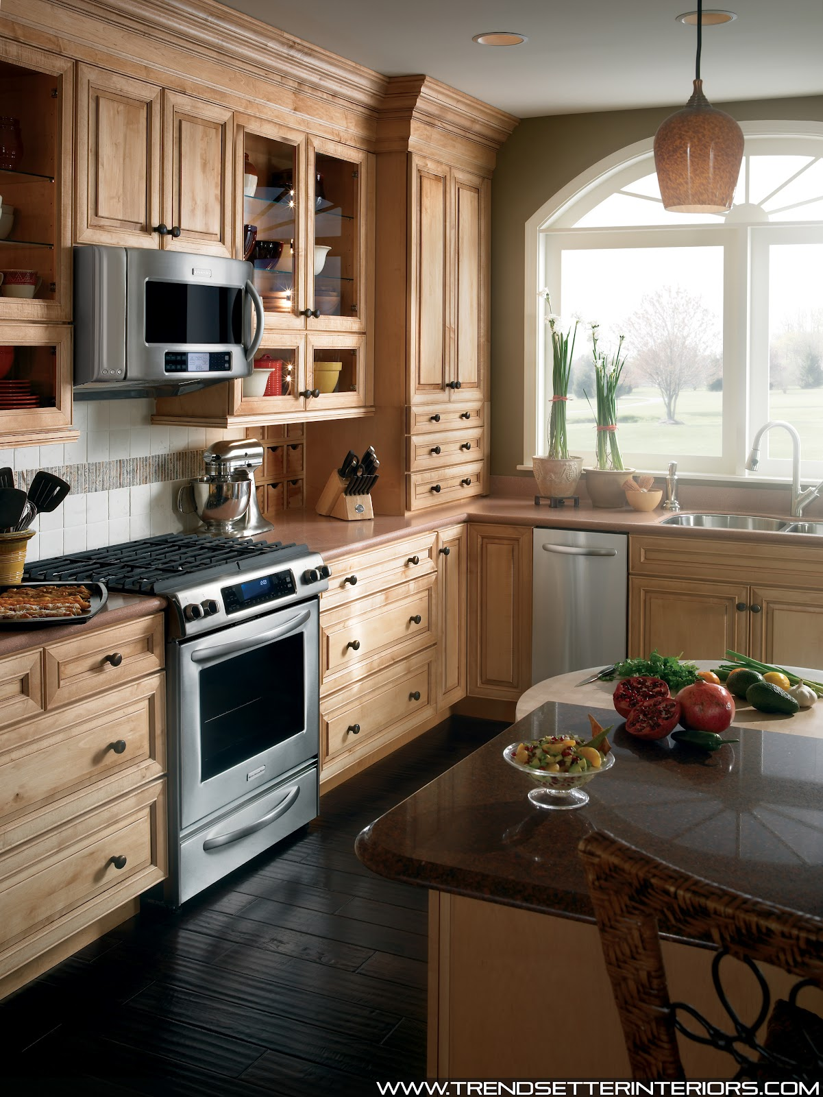 Trendsetter Interiors: Kitchen Designs by KitchenAid ...