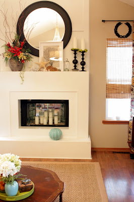Sweet Something Designs Summer Mantle