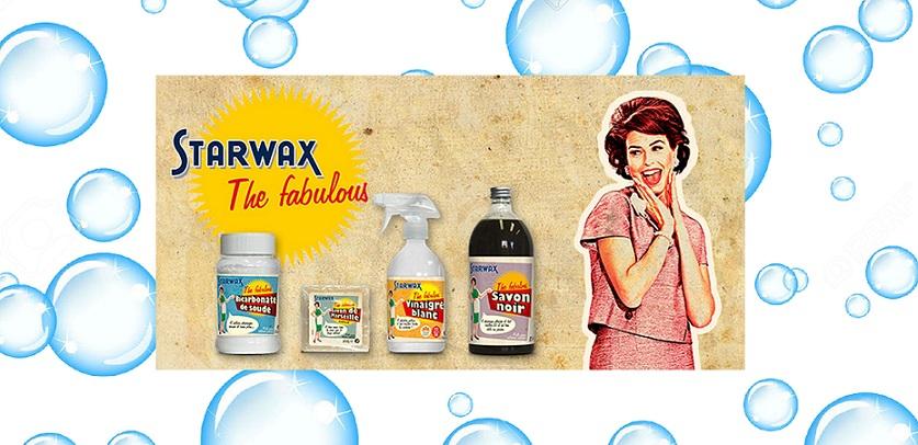 intérieur, starwax, produits, nettoyant, ménage, the fabulous, entretien