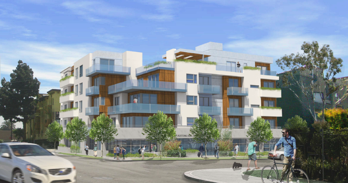 Building Los Angeles Plans Emerge For New Apartments In Little Osaka