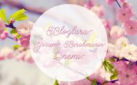 Bloglara Yorum Bırakalım
