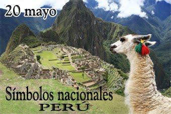 Símbolos naturales de Perú