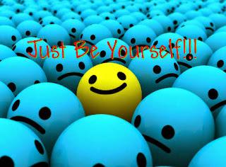 catatan, menjadi diri sendiri, be yourself