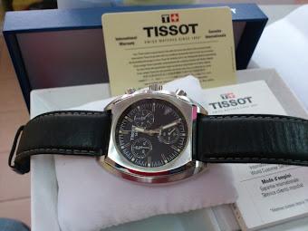 Tissot Quickster (SOLD)