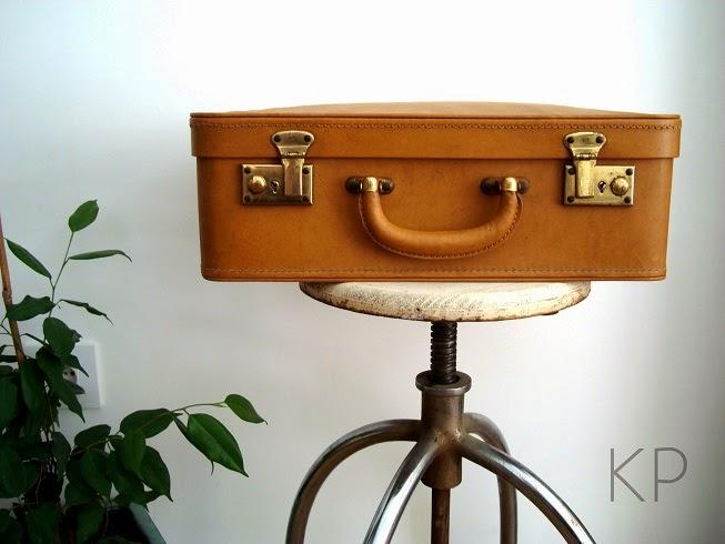Comprar maleta vintage francesa. Neceser antiguo francés.