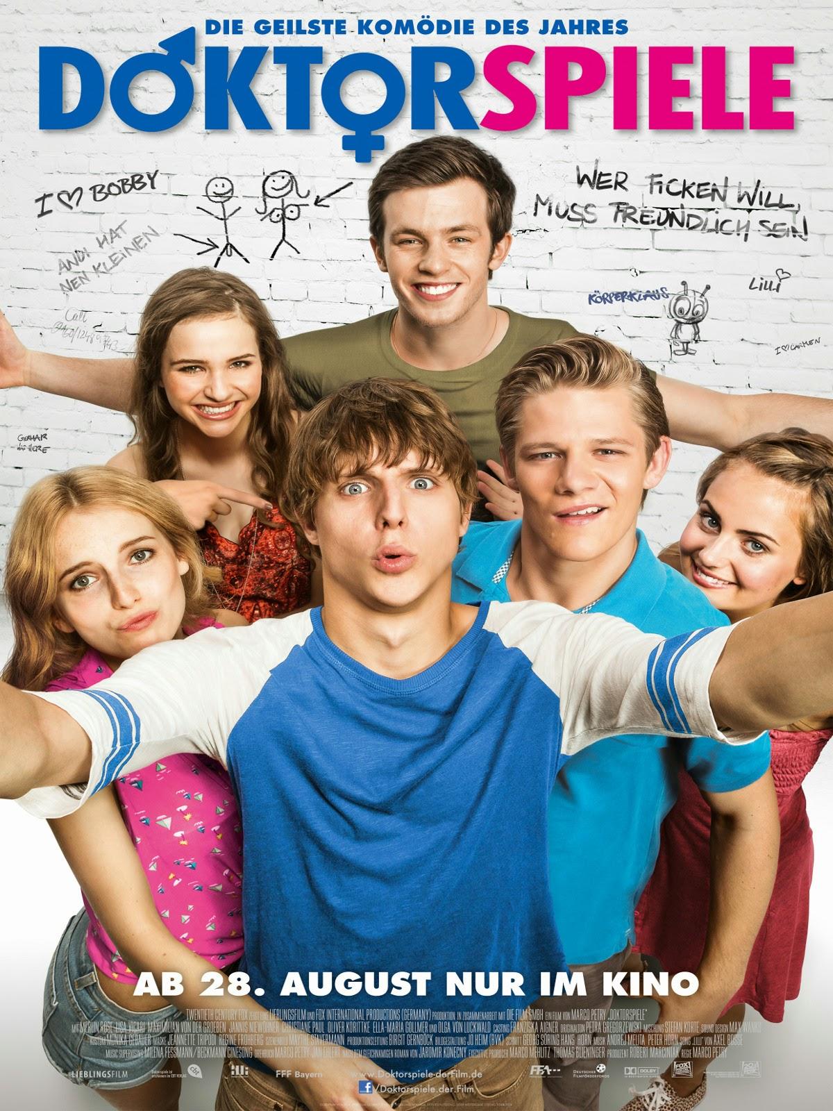 Doktorspiele – Legendado (2014)