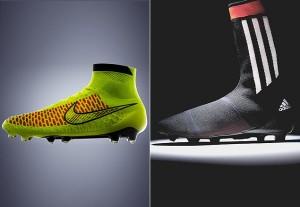 Lançamentos chuteira Nike e Adidas 2014
