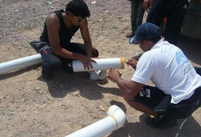 بالصور بناء أول مسجد كامل تحت الماء 1