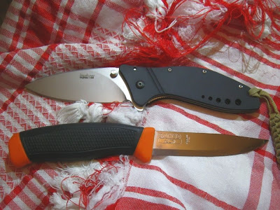Kershaw Cyclone & BAHCO Clipper