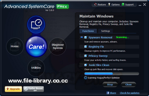 Advanced systemcare pro 8 1 0 652 ultimate 8 0 1 660 - rsload net