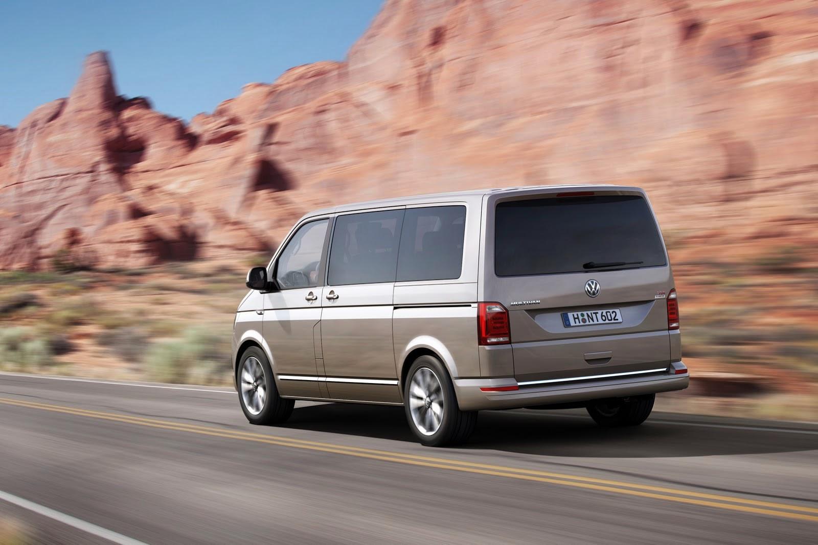Karşınızda Yeni VW Transporter | sekizsilindir.com