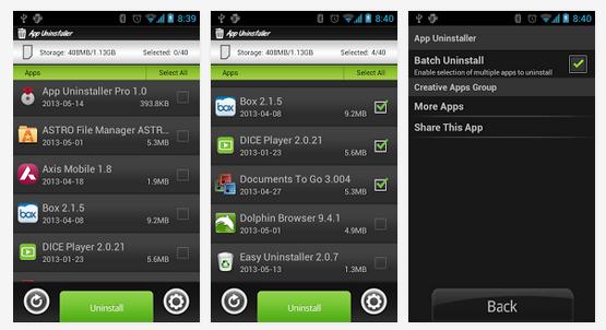 App Uninstaller Pro v1.0 apk