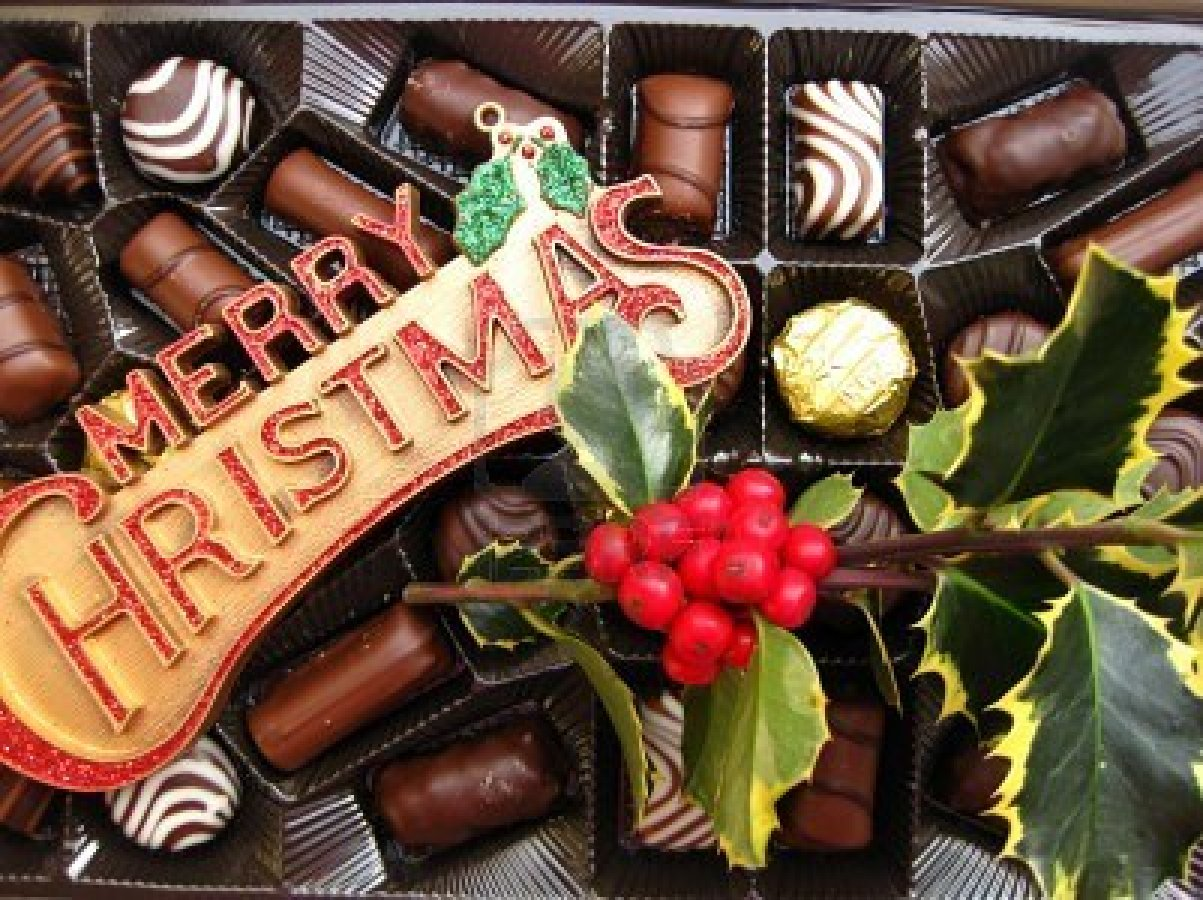 Chocolate Tempts: Christmas is all about Chocolates