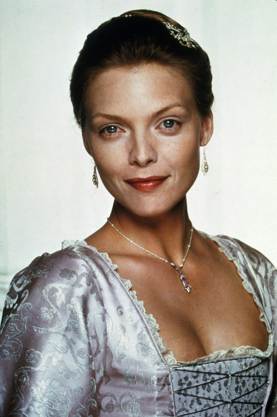 Michelle Pfeiffer As Madame De Tourvel   Dangerous Liaisons Movie