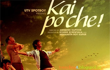 Kai po che Movie Complete Review News Songs Photos Pics Videos Cast & Crew Ratings