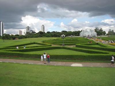 Réveillon em Curitiba 2014