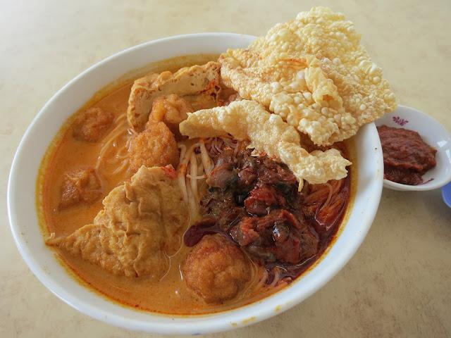Laksa-Johor-Bahru