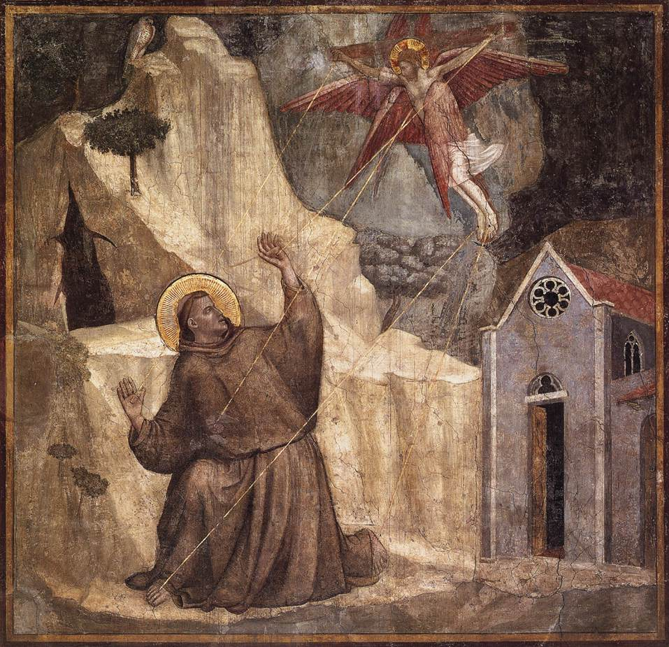 Christ was like St. Francis  The New Theological Movement